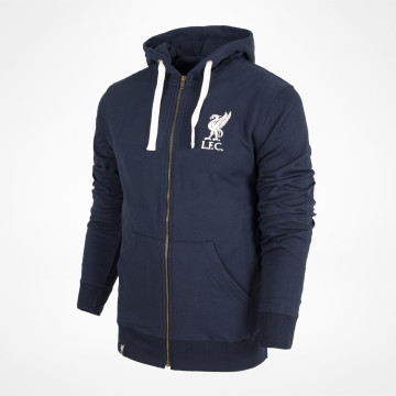 Zip Hood Liverbird Captain
