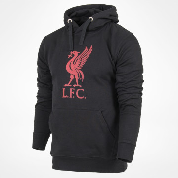 Liverbird Hood - Black