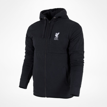 Liverbird Shaded Zip Hood