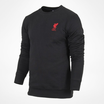 Liverbird Sweatshirt - Black