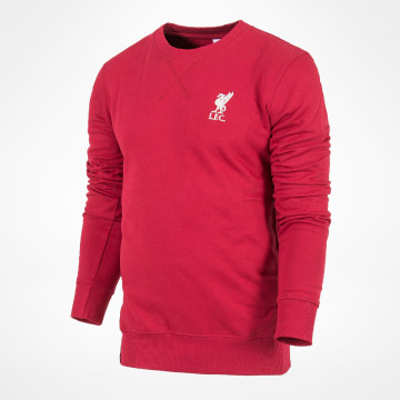 Liverbird Sweatshirt - Red