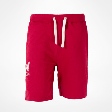Liverbird Sweatshorts - Red