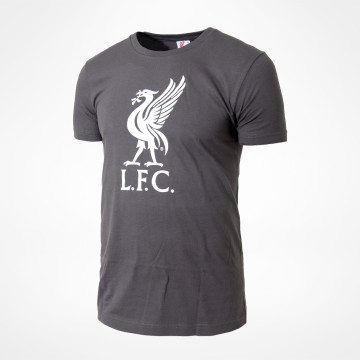 T-shirt Liverbird Antracit