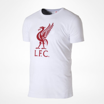 Liverbird Tee - White