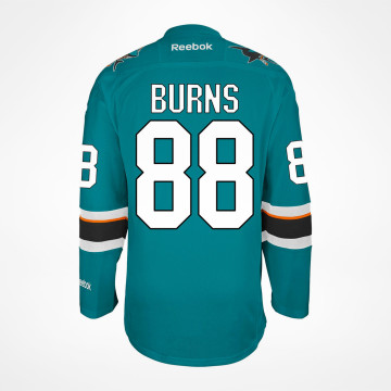 Burns 88 Premier Home Jersey 2016/17