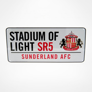 Skylt Stadium Of Light