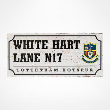 Retroskylt White Hart Lane