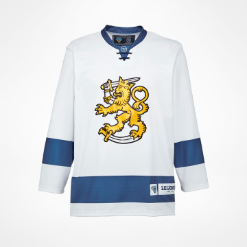 Fan Jersey Junior White