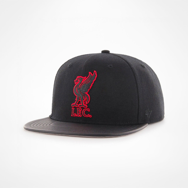 Liverpool Shot Clock Snapback - SupportersPlace c3c7882e0e38