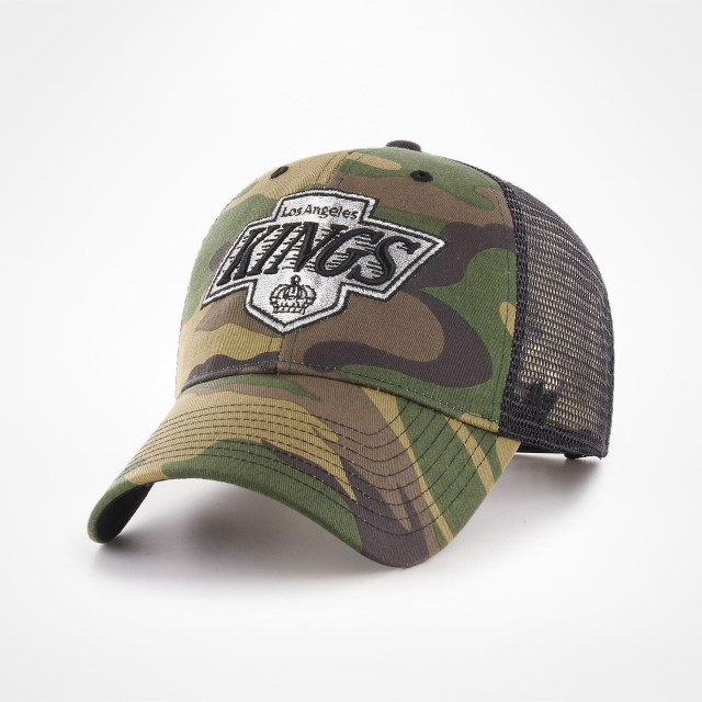 new style 05d66 64843 Los Angeles Kings Vintage Camo Branson Cap ...