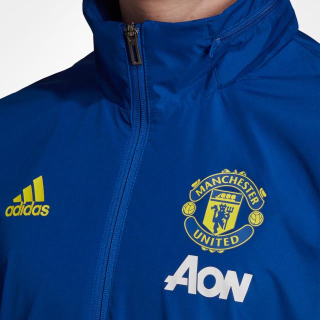 Manchester United Jacka All Weather 1920 Blå hos
