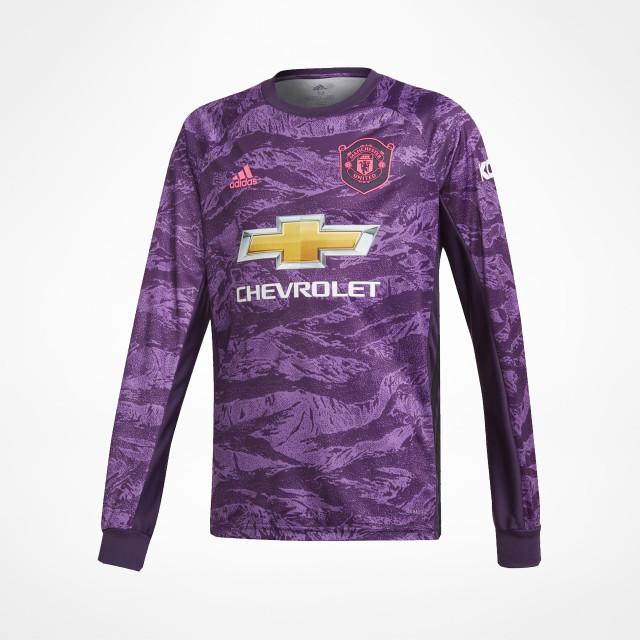 2c89a038 Manchester United Målvaktströja Hemma 2019/20 - Barn - SupportersPlace