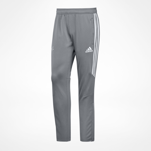 Manchester United Training Pants Grey Supportersplace