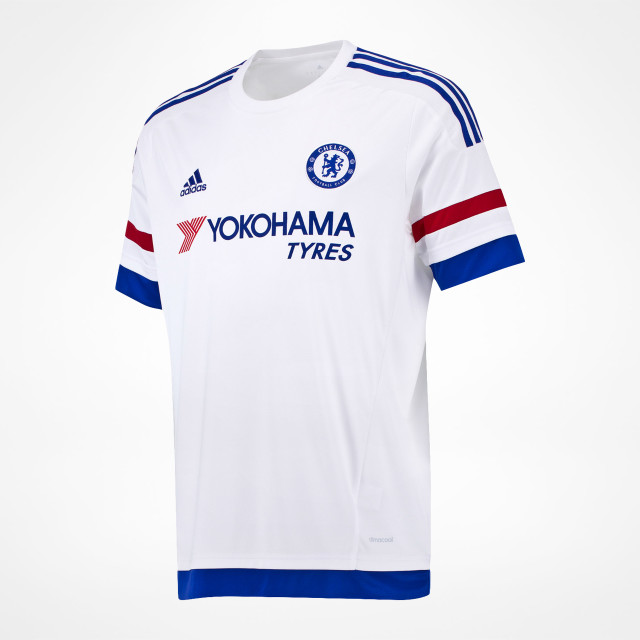 7ab1895ee0e8d Chelsea Away Jersey Junior 2015/16 - SupportersPlace