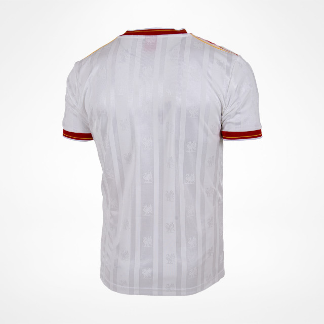 new arrivals 3fd94 f8128 Liverpool 85-86 Double Victory Away Shirt - SupportersPlace