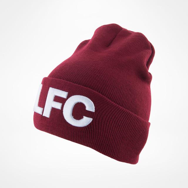 fbddb6c8055 Liverpool LFC Beanie - Red at Sam Dodds
