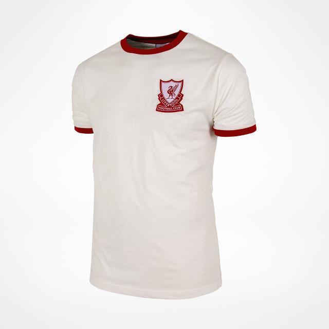online retailer 43cde 88e45 Liverpool Retro Shirt White at Sam Dodds