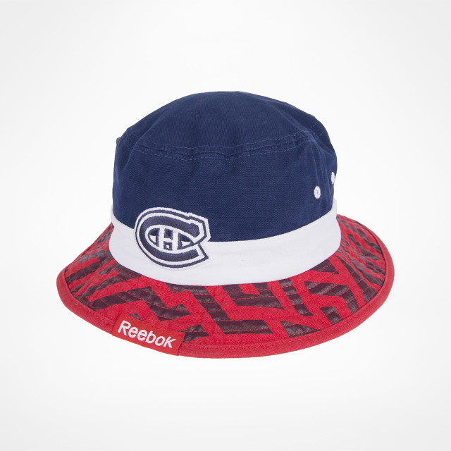Montreal Canadiens Geo Bucket Hat - SupportersPlace f040f1ffd2f