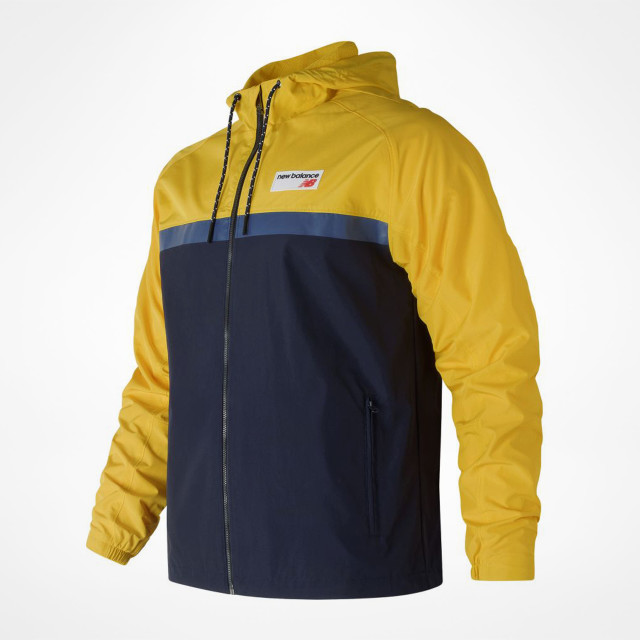 2c6a4991d51 Liverpool Athletics 78 Jacket - Atomic Yellow at Sam Dodds