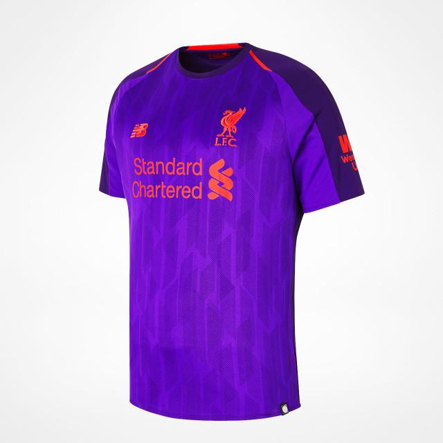 size 40 34e3c c3e20 Liverpool Away Jersey 18/19 - Keita 8 at Sam Dodds