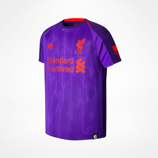 32f432bb763 Liverpool Away Jersey Junior 2018/19 at Sam Dodds