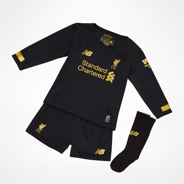 08d391d4ce9 Liverpool Home GK Kit Infant 2019/20 at Sam Dodds