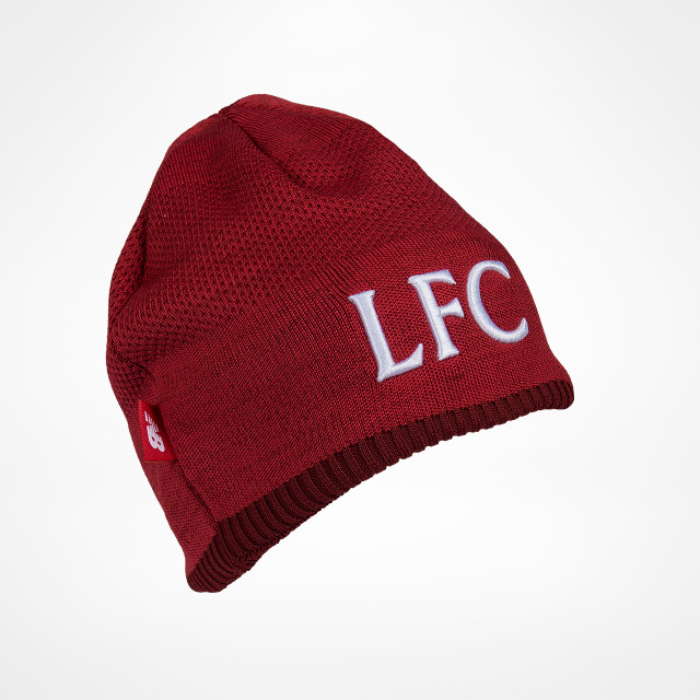 4a67d636672 Liverpool LFC Beanie 18 19 - Red - SupportersPlace
