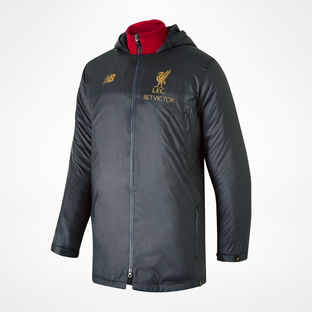 Liverpool Managers Jacket At Sam Dodds