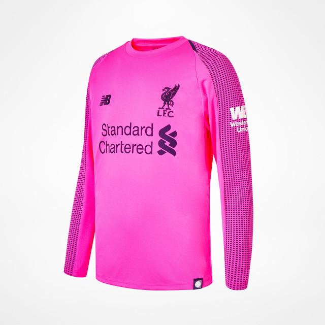 timeless design ccec1 8f0a7 Liverpool Third GK Jersey Junior 2018/19 hos Sam Dodds