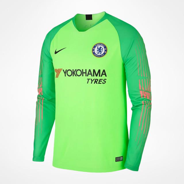 best website d7ec5 51d28 Chelsea Home GK Jersey 2018/19 - SupportersPlace