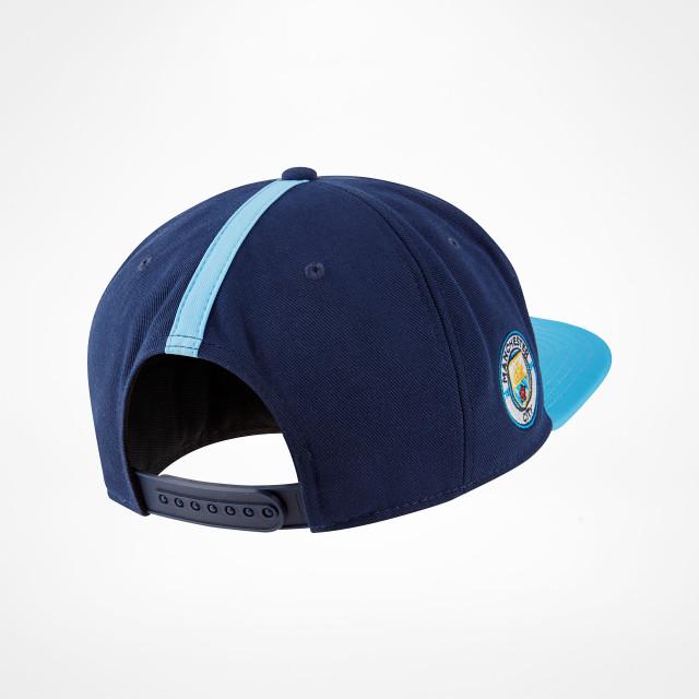 Manchester City Pro Cap 18 19 - Blue - SupportersPlace fef22c63c3ab