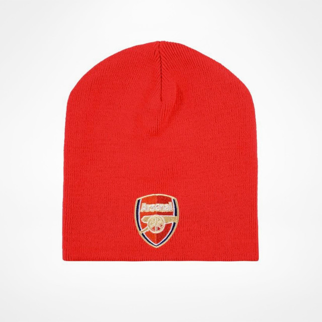 2983fca85d7 Arsenal Knitted Hat Red - SupportersPlace