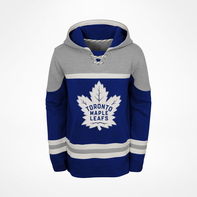 the best attitude 9858b f7146 Toronto Maple Leafs Asset Pullover Hoodie Junior ...