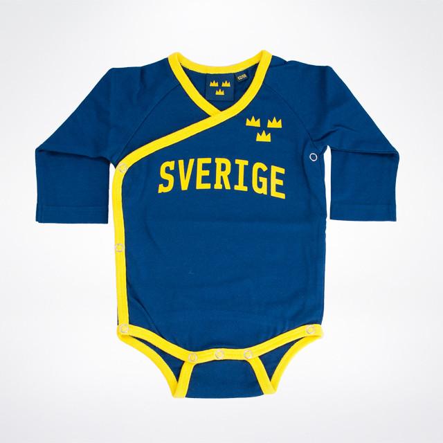 Tre Kronor Baby Body - SupportersPlace 458e45bda5268