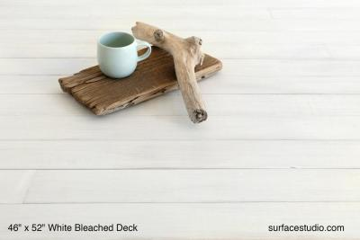 "White Bleached Deck (3 ½"" planks) (30 lbs)"