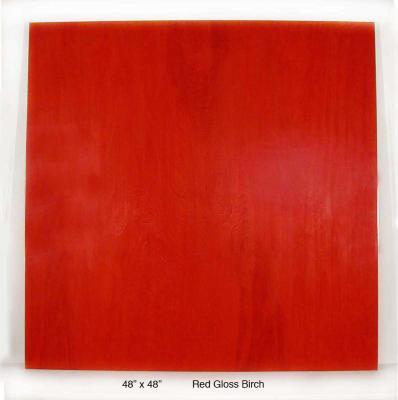 Red Gloss Birch