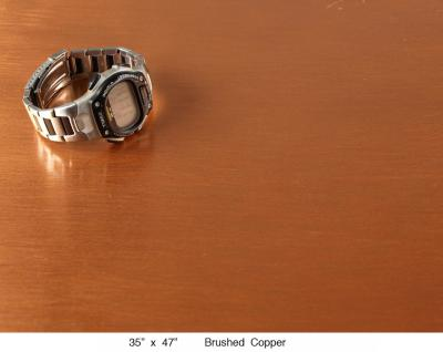 Brushed Copper