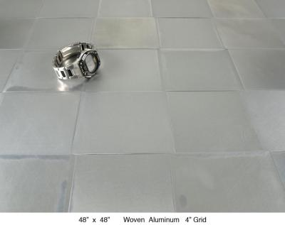 "Woven Aluminum 4"" Grid (40 LBS)"