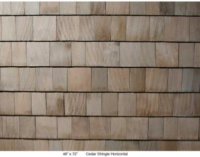 Cedar Shingle Horizontal (70 LBS)