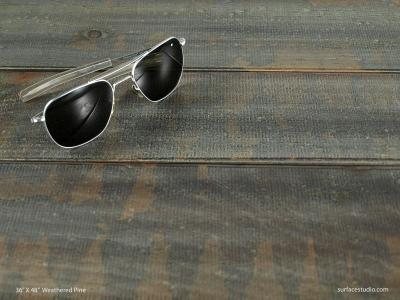 "Weathered Pine (5"" Planks)"