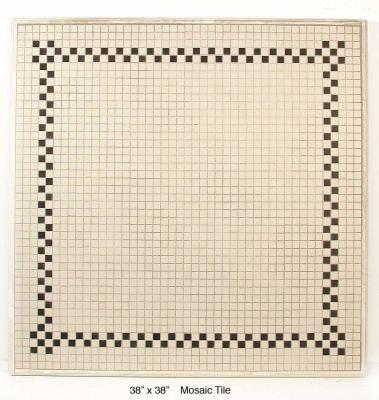 Mosaic Tile (40 lbs)