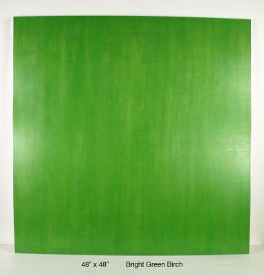 Bright Green Birch