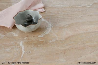 Travertine Marble Acid Etched (50 lbs)