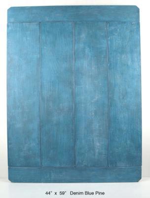 Denim Blue Pine