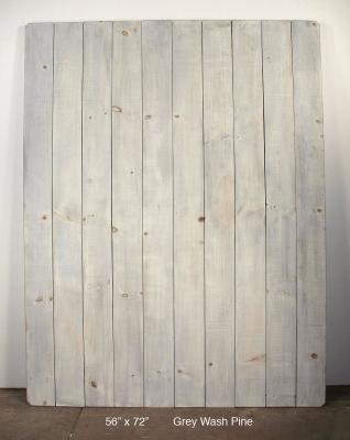 "Grey Wash Pine (5 ½"" Planks) (60 LBS_"