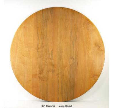 Maple Round
