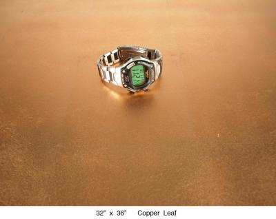 Copper Leaf