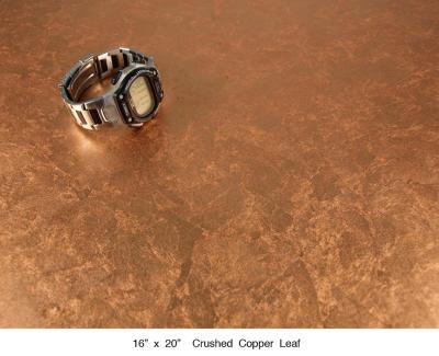 Crushed Copper Leaf