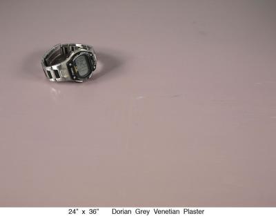 Dorian Grey Venetian Plaster