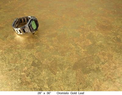 Oromisto Gold Leaf